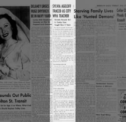 Brooklyn Eagle, Sun, Aug 27 1940, p 3