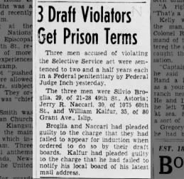 The Brooklyn Daily Eagle (Brooklyn, New York) 3 Mar 1944, Fri. p. 5