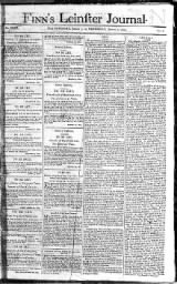 The Leinster Journal
