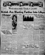 The Waxahachie Daily Light