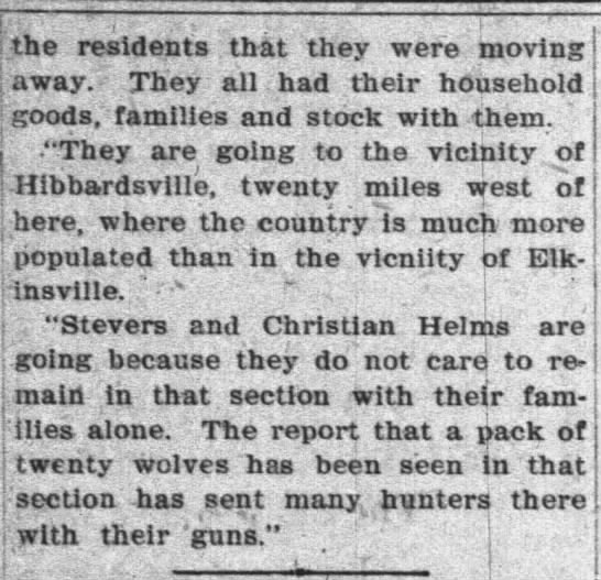 The Republic (Columbus, Indiana)  Monday  20 December 1909