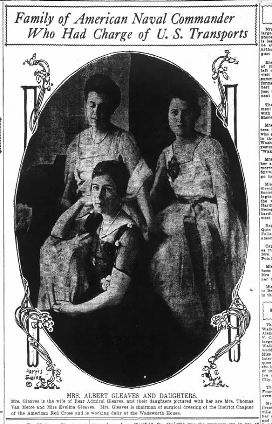 Pic of Gleaves women Wpost 7/8/17