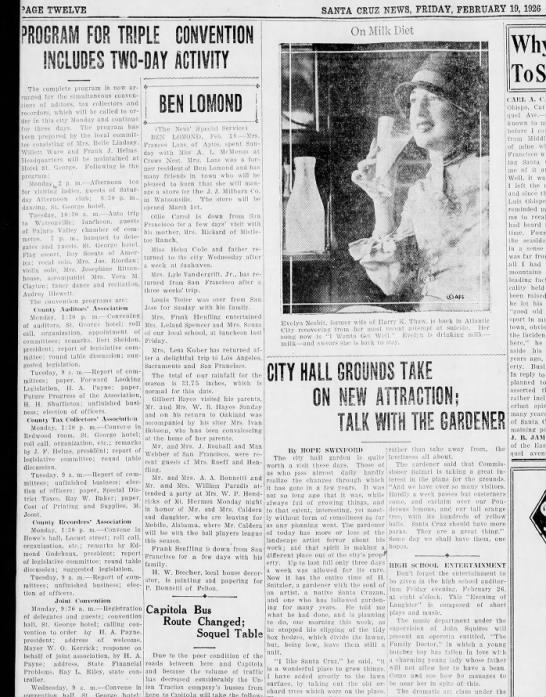 Feb 19, 1926 Riordan/Rittenhouse