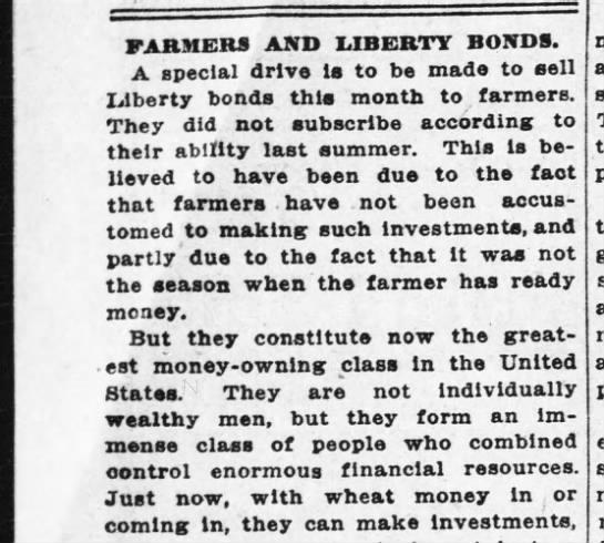 farms liberty bond slacker
