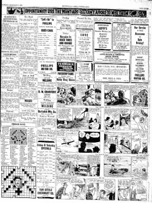 The Courier News from Blytheville, Arkansas on February 8, 1940 · Page 7