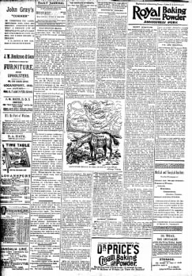Logansport Pharos-Tribune from Logansport, Indiana on May 13, 1894 · Page 12