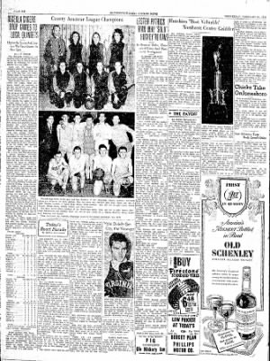 The Courier News from Blytheville, Arkansas on February 21, 1940 · Page 6