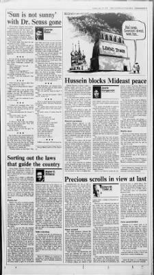 The Cincinnati Enquirer from Cincinnati, Ohio on September 29, 1991 · Page 58