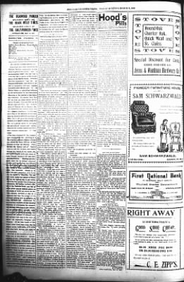 The Daily Deadwood Pioneer-Times from Deadwood, South Dakota on March 3, 1899 · Page 2