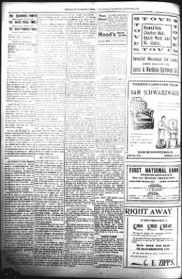 The Daily Deadwood Pioneer-Times from Deadwood, South Dakota on March 29, 1899 · Page 2