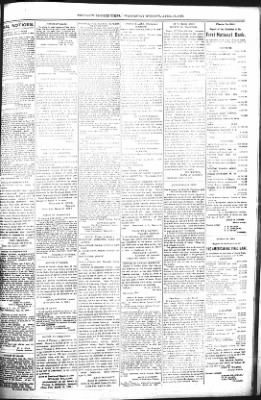 The Daily Deadwood Pioneer-Times from Deadwood, South Dakota on April 19, 1899 · Page 7