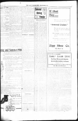 The Daily Deadwood Pioneer-Times from Deadwood, South Dakota on May 27, 1900 · Page 5