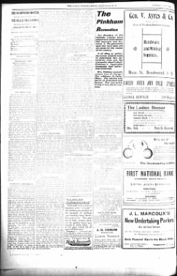 The Daily Deadwood Pioneer-Times from Deadwood, South Dakota on June 23, 1900 · Page 2