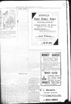 The Daily Deadwood Pioneer-Times from Deadwood, South Dakota on August 25, 1899 · Page 5