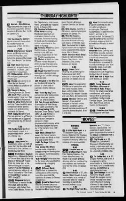 The Cincinnati Enquirer from Cincinnati, Ohio on October 20, 1991 · Page 446