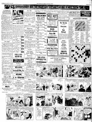 The Courier News from Blytheville, Arkansas on March 12, 1940 · Page 5