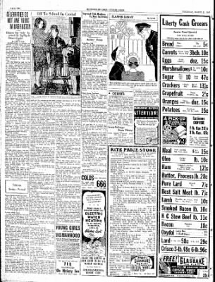 The Courier News from Blytheville, Arkansas on March 21, 1940 · Page 2