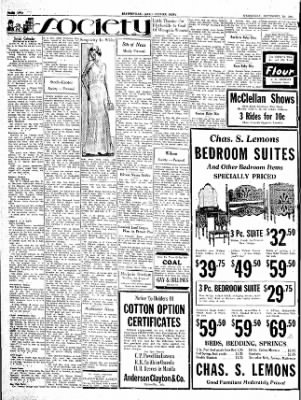 The Courier News from Blytheville, Arkansas on September 19, 1934 · Page 2
