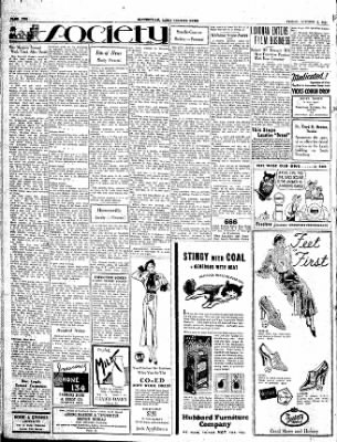 The Courier News from Blytheville, Arkansas on October 5, 1934 · Page 2