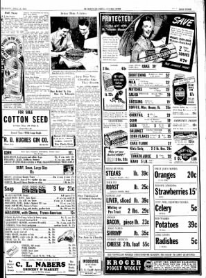 The Courier News from Blytheville, Arkansas on April 16, 1942 · Page 3