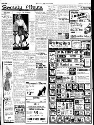 The Courier News from Blytheville, Arkansas on April 23, 1942 · Page 4