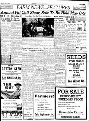 The Courier News from Blytheville, Arkansas on May 1, 1942 · Page 3