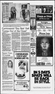 The Tennessean from Nashville, Tennessee on August 10, 1978 · Page 58
