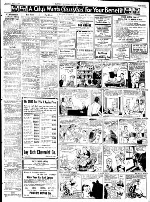 The Courier News from Blytheville, Arkansas on May 4, 1942 · Page 7