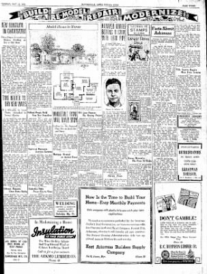 The Courier News from Blytheville, Arkansas on May 12, 1936 · Page 3