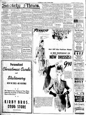 The Courier News from Blytheville, Arkansas on October 31, 1944 · Page 2