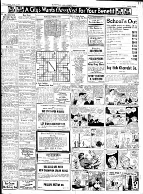 The Courier News from Blytheville, Arkansas on June 3, 1942 · Page 7