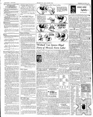 The Courier News from Blytheville, Arkansas on August 2, 1951 · Page 8