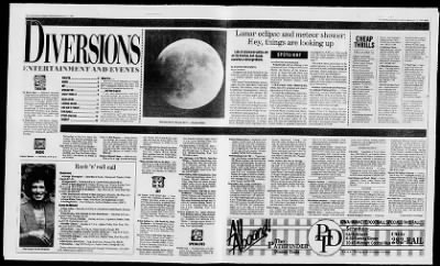 The Des Moines Register From Iowa On August 10 1989 Page