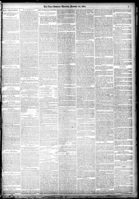 The Times Democrat From New Orleans Louisiana On December 25 1884 Middot Page 3