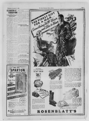 The Daily Clintonian from Clinton, Indiana on December 2, 1936 · Page 7