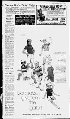 The Palm Beach Post from West Palm Beach, Florida on December 6, 1976 · Page 3