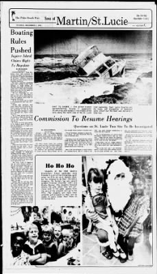 The Palm Beach Post from West Palm Beach, Florida on December 7, 1976 · Page 43