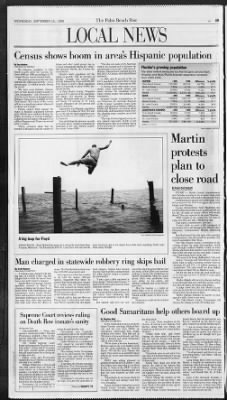 The Palm Beach Post from West Palm Beach, Florida on September 15, 1999 · Page 37