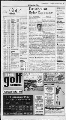 The Palm Beach Post from West Palm Beach, Florida on September 15, 1999 · Page 42