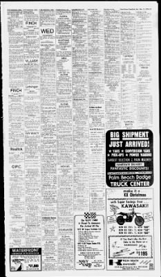 The Palm Beach Post from West Palm Beach, Florida on December 11, 1976 · Page 33
