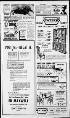 The Palm Beach Post from West Palm Beach, Florida on November 4, 1968 · Page 22