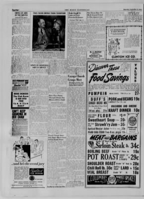 The Daily Clintonian from Clinton, Indiana on September 14, 1944 · Page 4