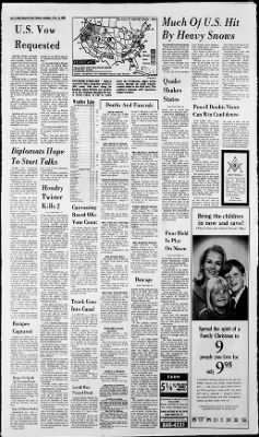 The Palm Beach Post from West Palm Beach, Florida on November 10, 1968 · Page 2