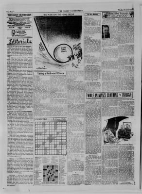 The Daily Clintonian from Clinton, Indiana on December 4, 1944 · Page 4