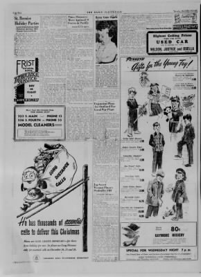 The Daily Clintonian from Clinton, Indiana on December 19, 1944 · Page 2