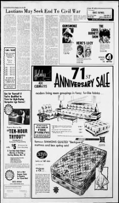 The Palm Beach Post from West Palm Beach, Florida on November 11, 1968 · Page 20