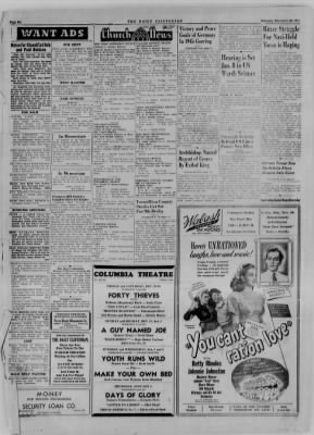The Daily Clintonian from Clinton, Indiana on December 30, 1944 · Page 6