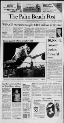 The Palm Beach Post from West Palm Beach, Florida on December 4, 1997 · Page 157