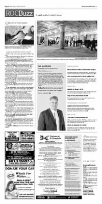 Democrat and Chronicle from Rochester, New York on October 21, 2015 · Page A2