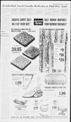The Palm Beach Post from West Palm Beach, Florida on November 17, 1968 · Page 9